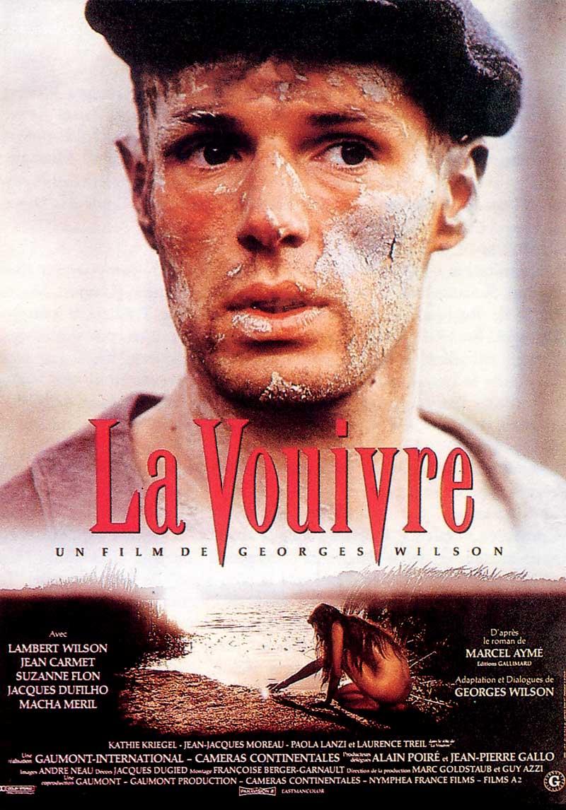 affiche du film La vouivre
