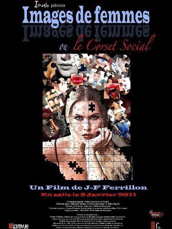 affiche du film Images de femmes ou le corset social