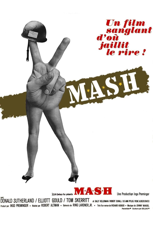 affiche du film M.A.S.H.