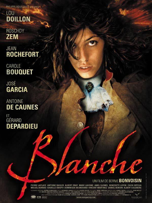 affiche du film Blanche