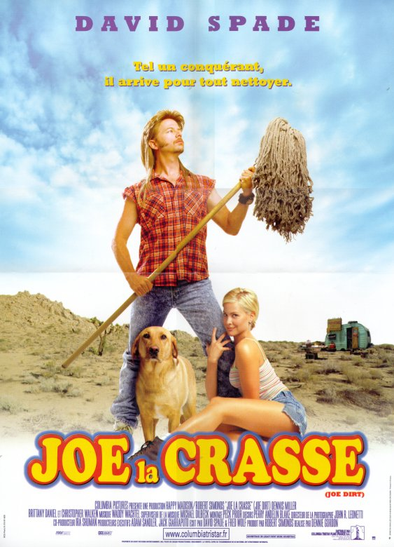 affiche du film Joe La Crasse