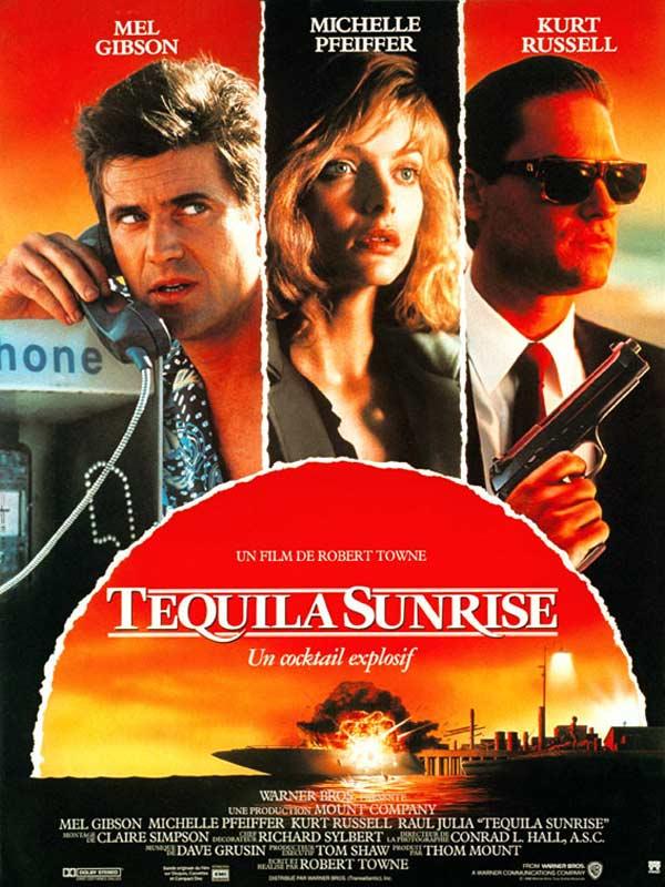 affiche du film Tequila Sunrise