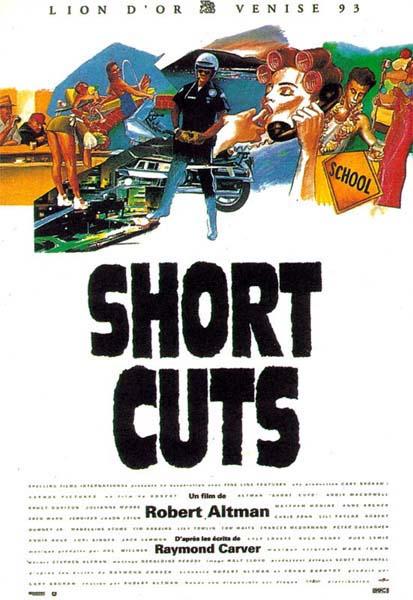 affiche du film Short Cuts : Les Américains