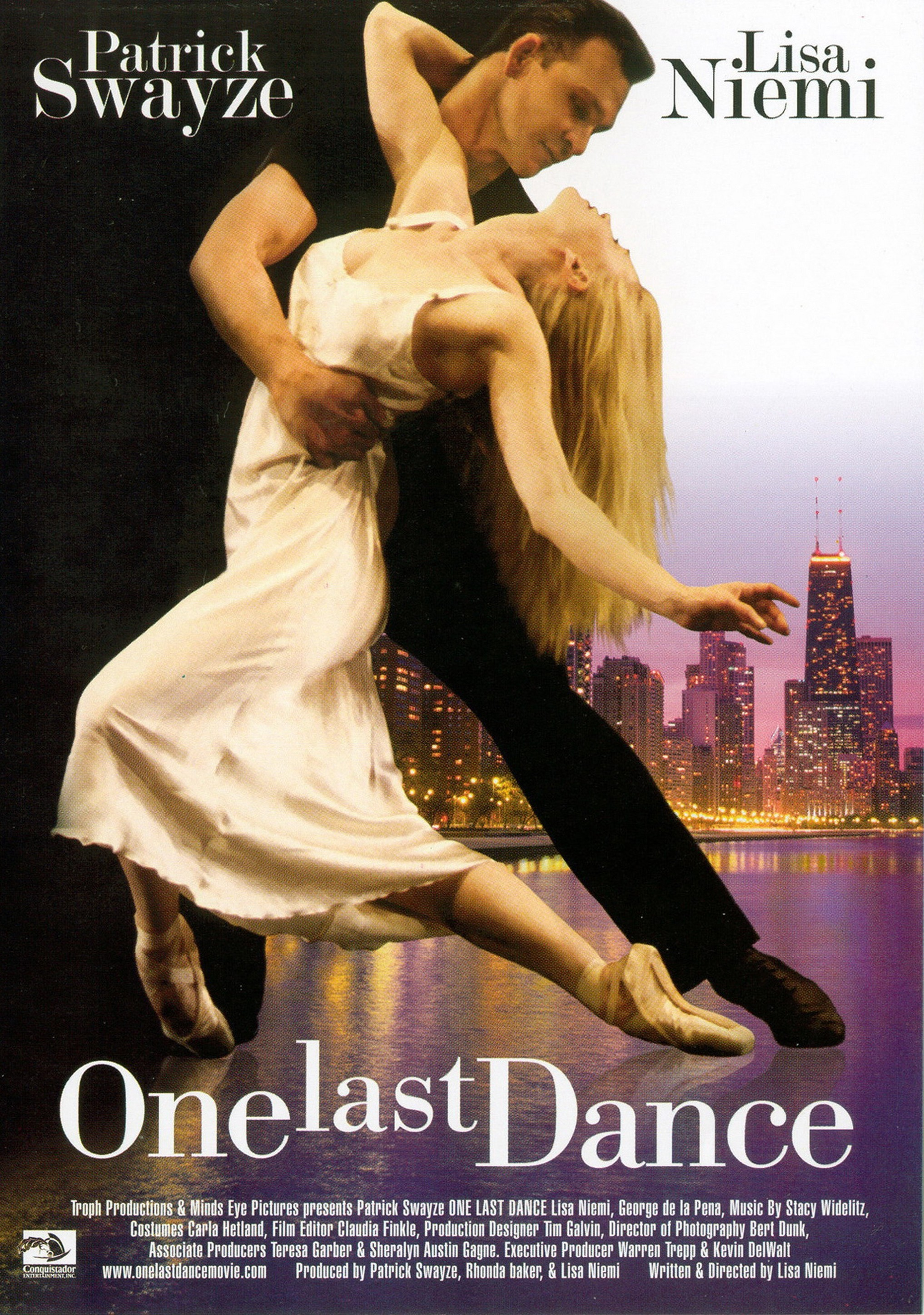 affiche du film One Last Dance