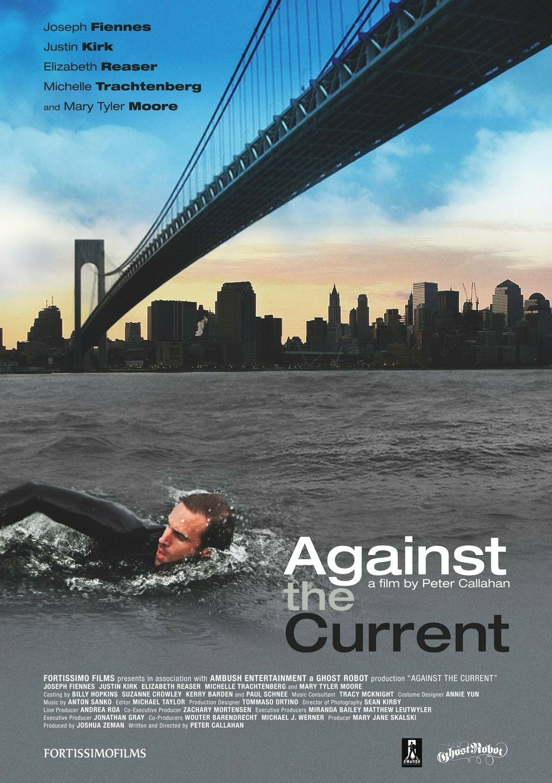 affiche du film Against the Current