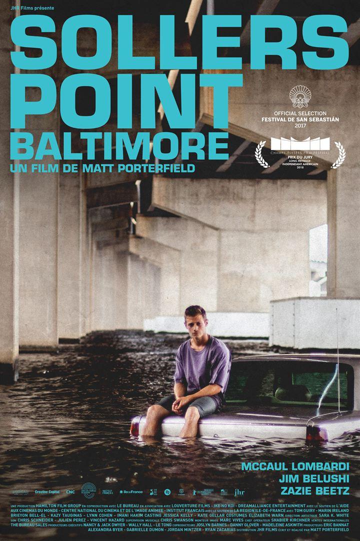 affiche du film Sollers Point : Baltimore