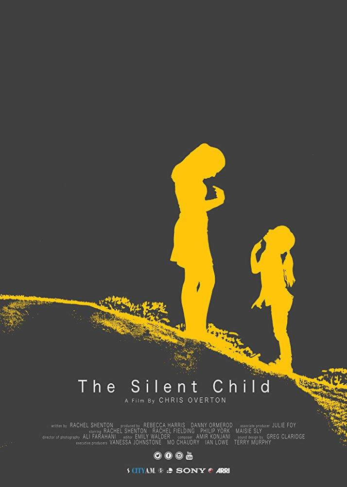 affiche du film The Silent Child
