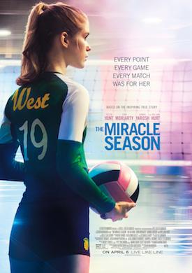 affiche du film The Miracle Season