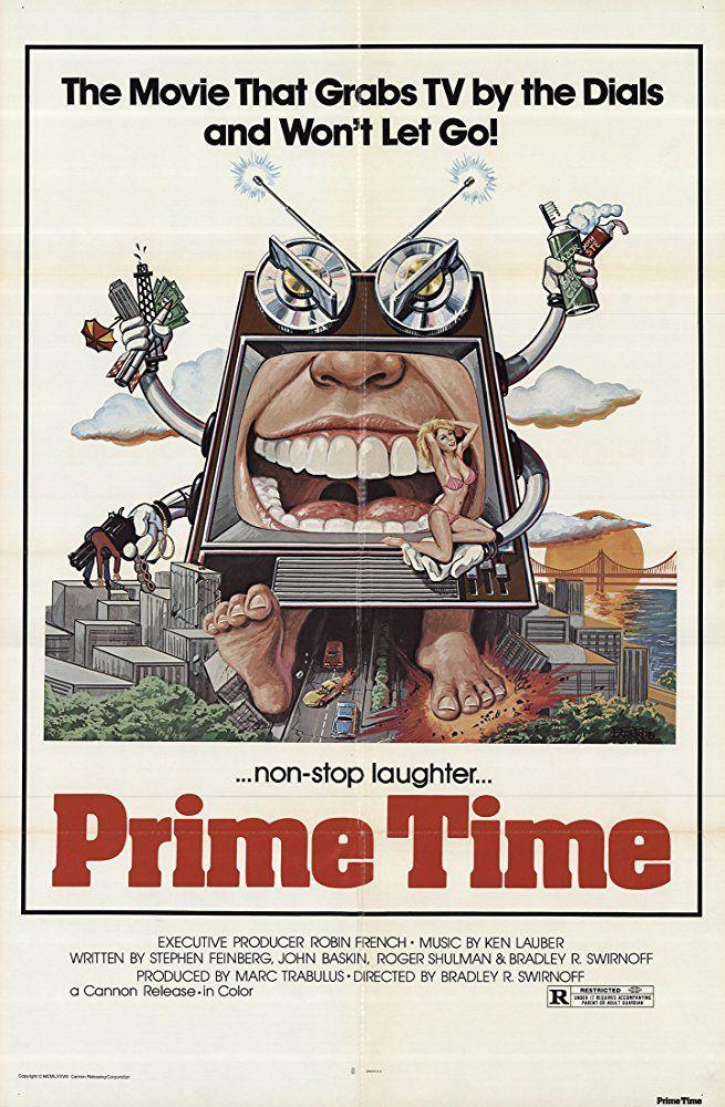 affiche du film Prime Time