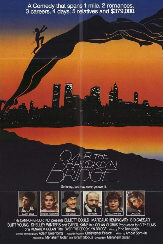 affiche du film Over the Brooklyn Bridge