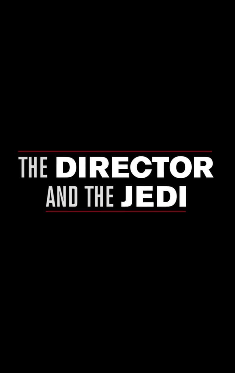 affiche du film The Director and The Jedi