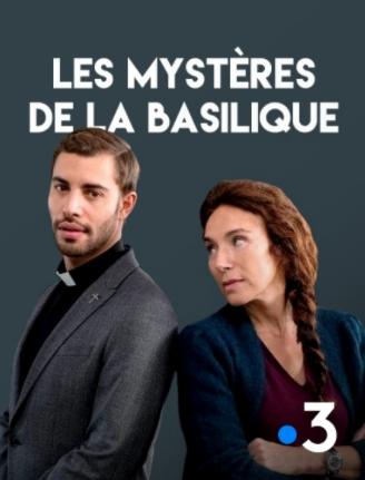 affiche du film Meurtres à Tours : Les Mystères de la basilique (TV)