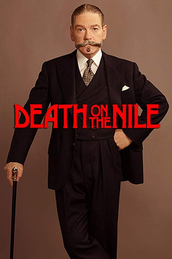 affiche du film Mort sur le Nil