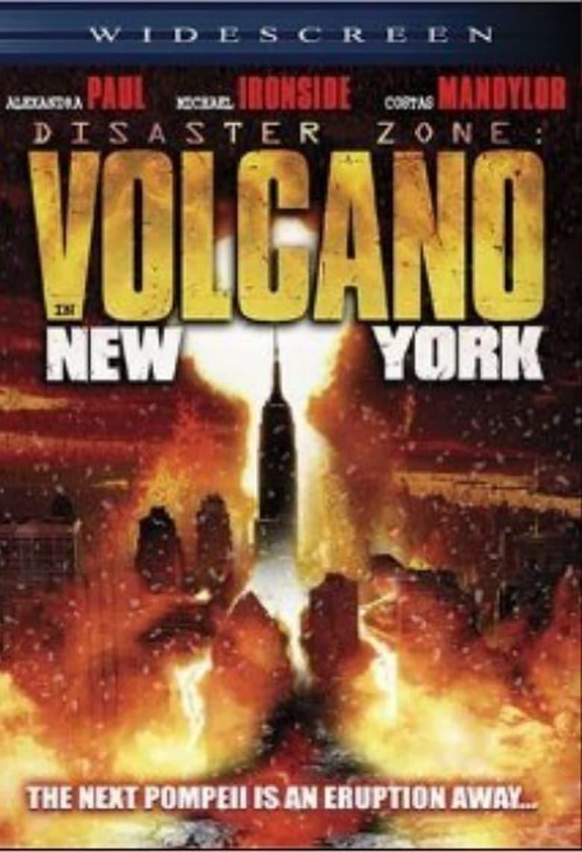 affiche du film New York Volcano (TV)