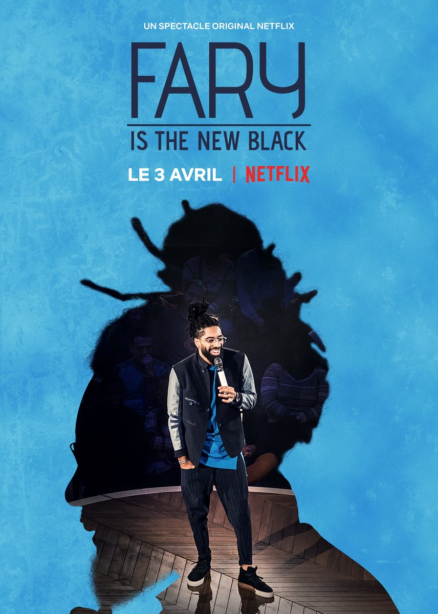affiche du film Fary : Is the New Black
