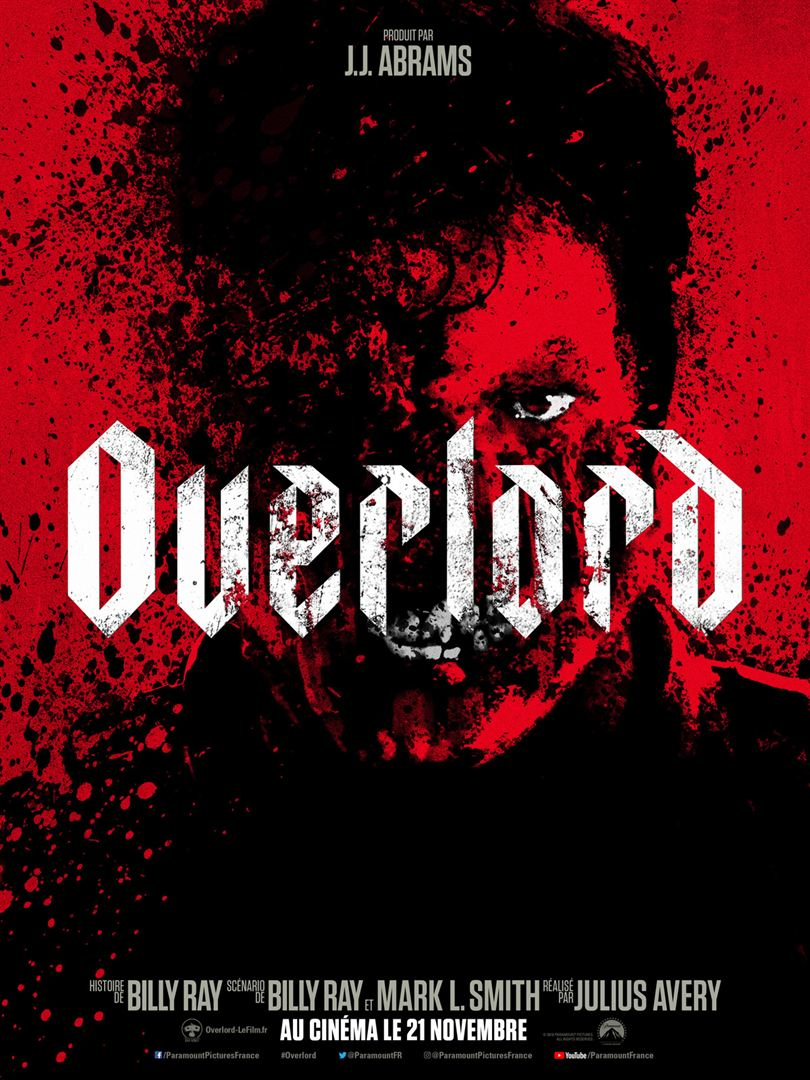 affiche du film Overlord (2018)