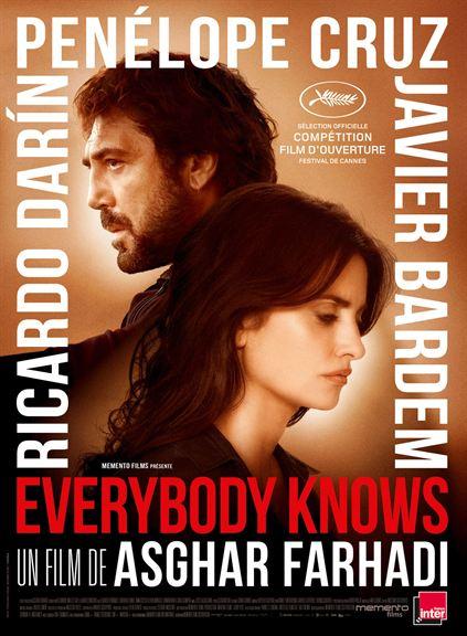 affiche du film Everybody Knows