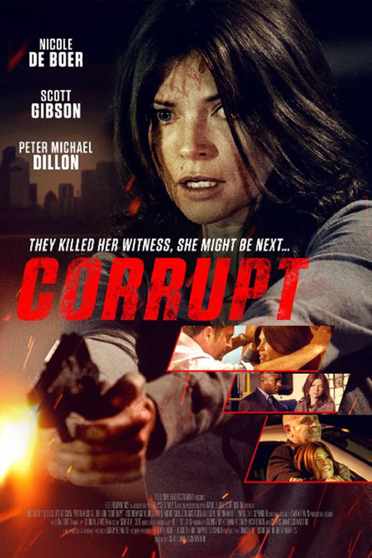 affiche du film Corrupt (2015)
