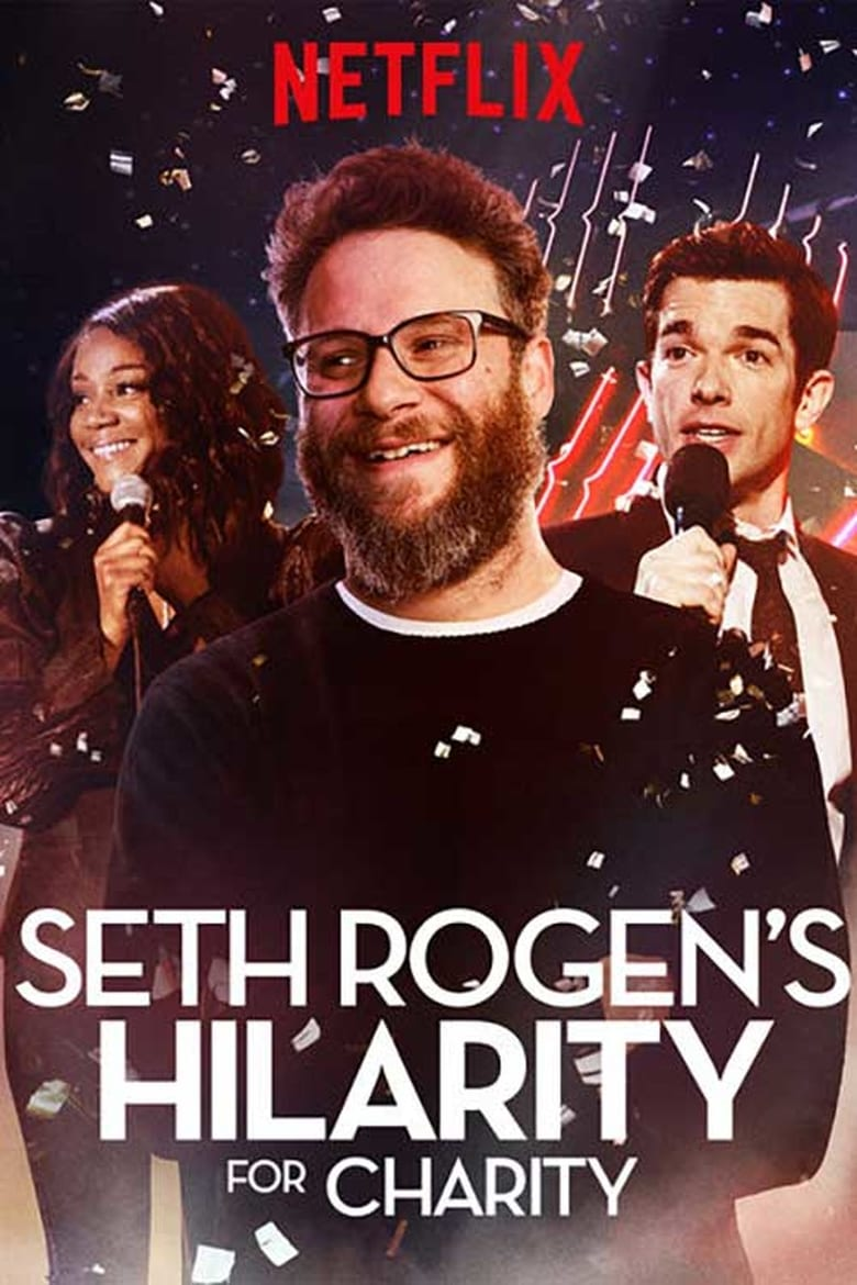 affiche du film Seth Rogen's Hilarity for Charity