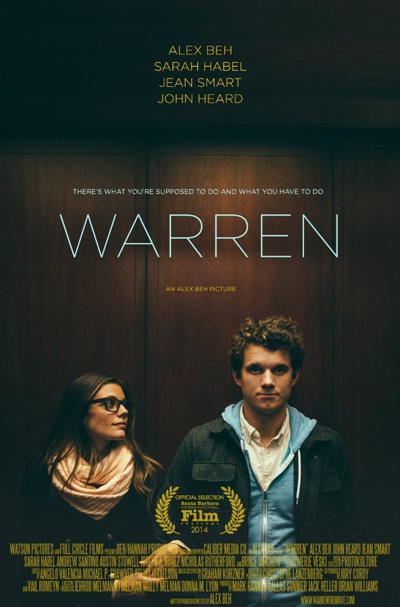 affiche du film Warren