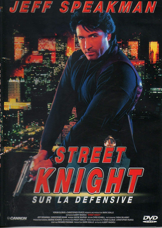 affiche du film Street Knight