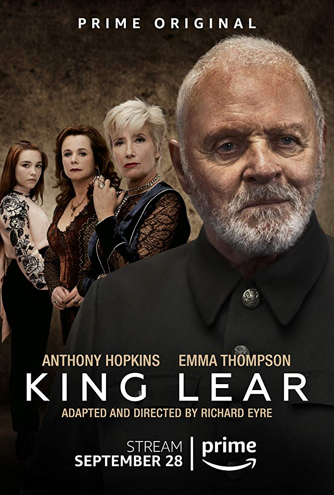 affiche du film King Lear (TV)
