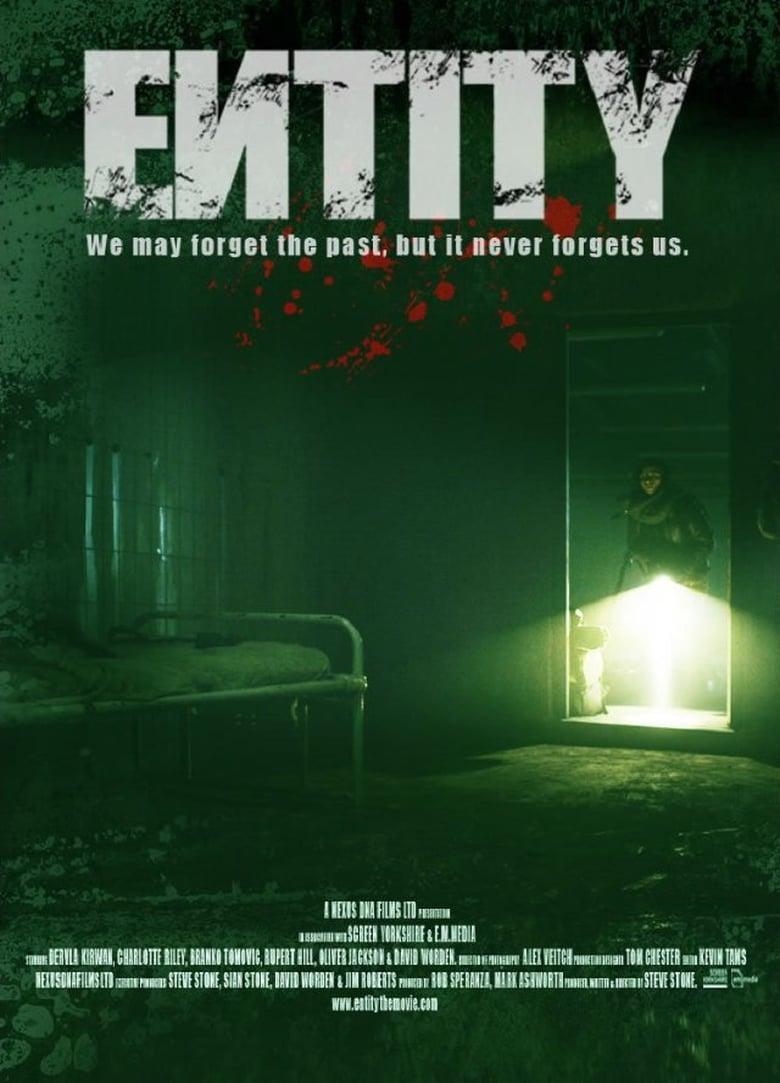 affiche du film Entity