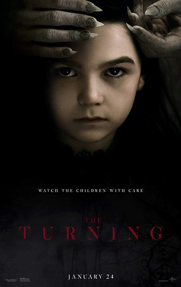 affiche du film The Turning