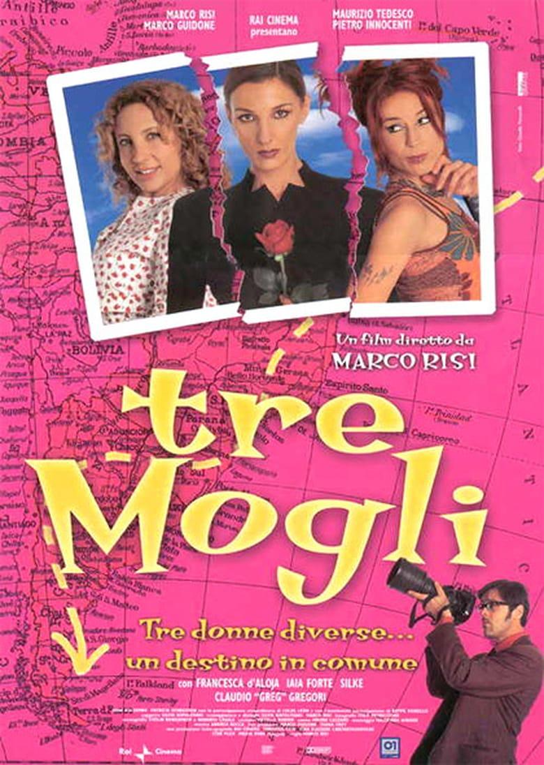 affiche du film Tre mogli