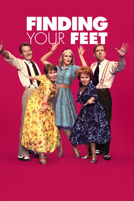 affiche du film Finding Your Feet