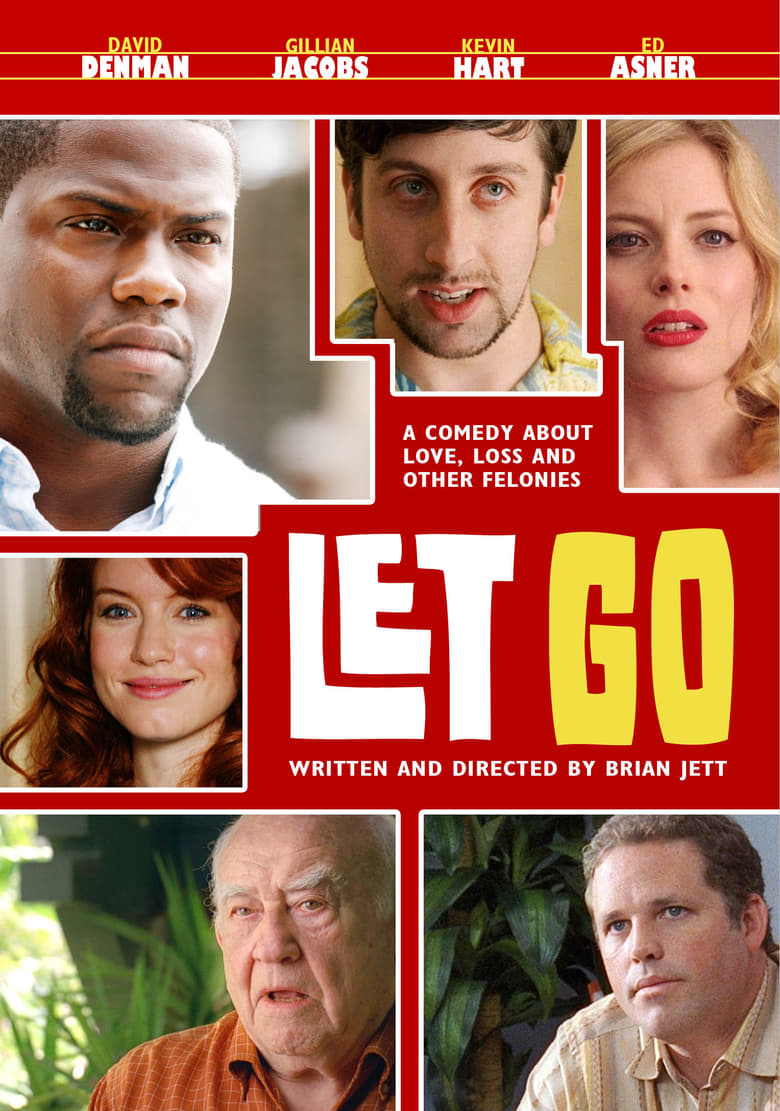 affiche du film Let Go
