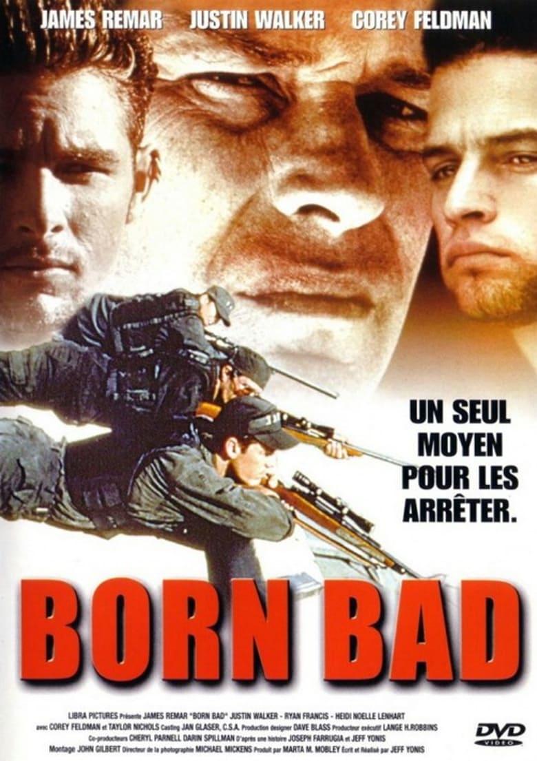affiche du film Born Bad