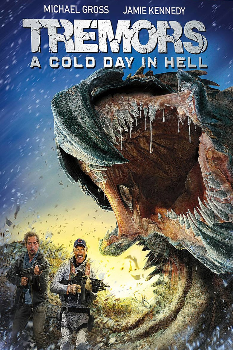 affiche du film Tremors 6: A Cold Day in Hell