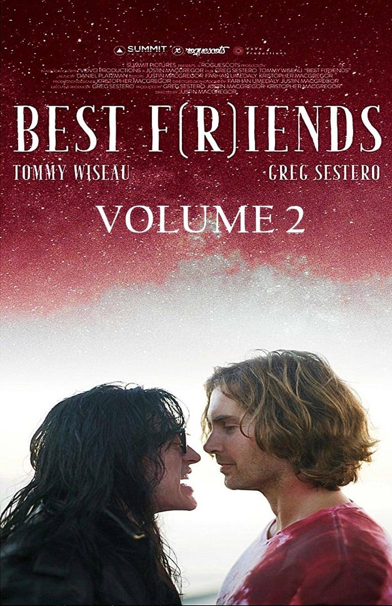 affiche du film Best F(r)iends: Volume Two