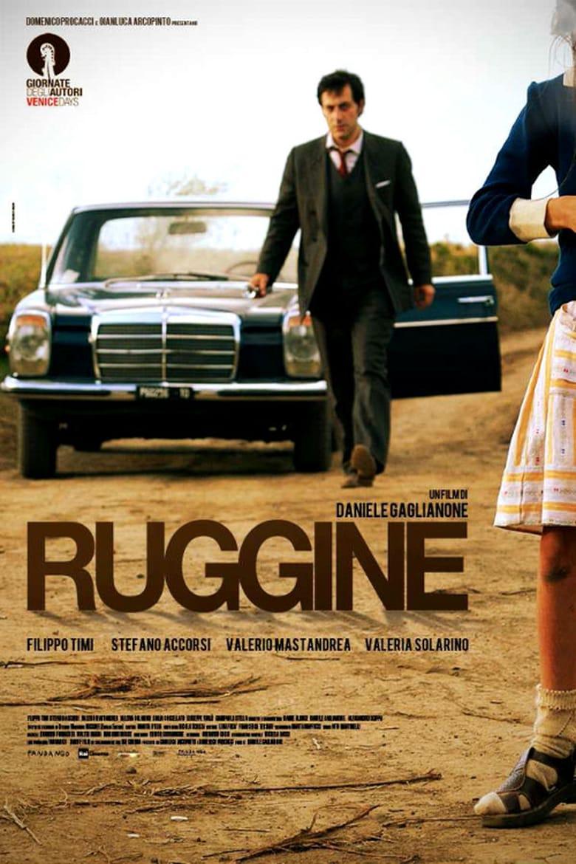 affiche du film Ruggine