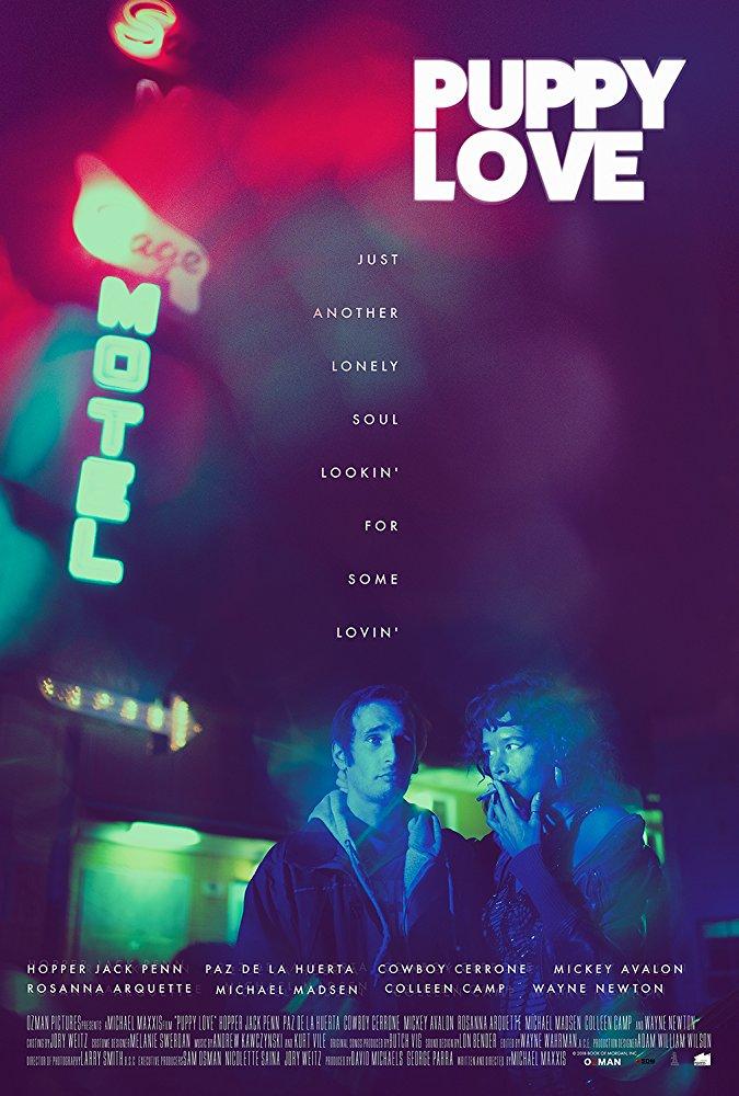affiche du film Puppy Love