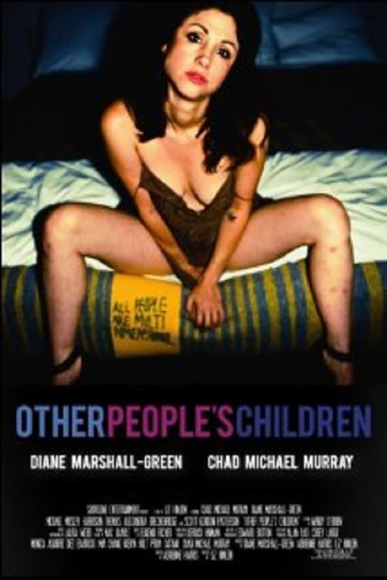 affiche du film Other People's Children