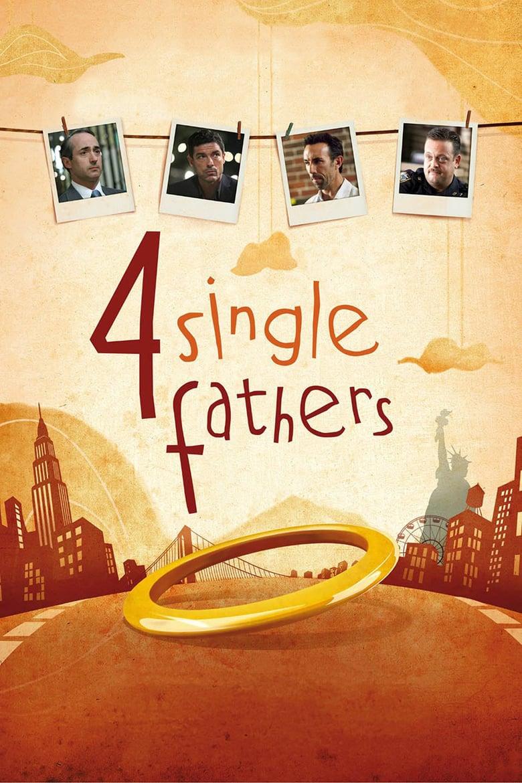 affiche du film Four Single Fathers