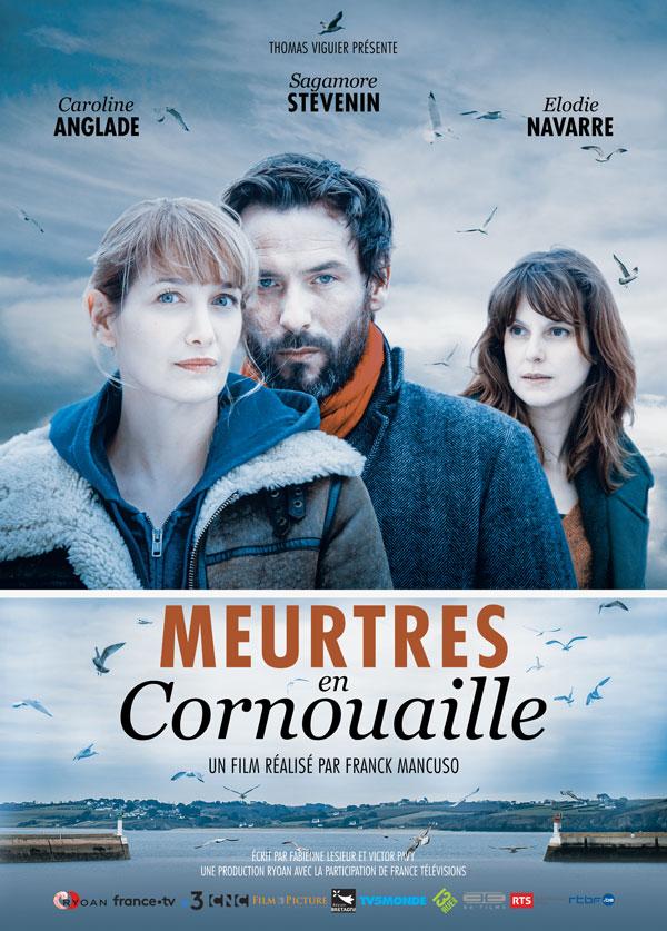 affiche du film Meurtres en Cornouaille (TV)