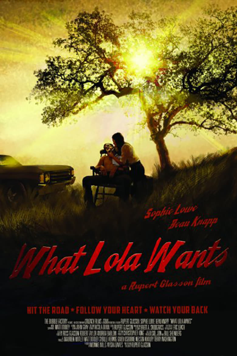 affiche du film What Lola Wants