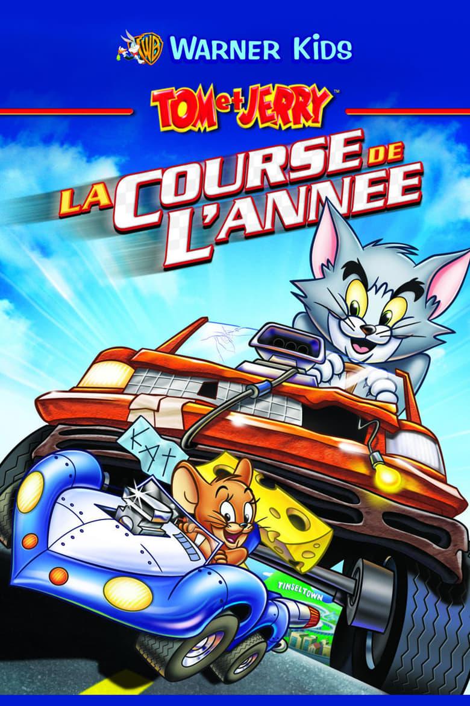 affiche du film Tom et Jerry: La course de l'année