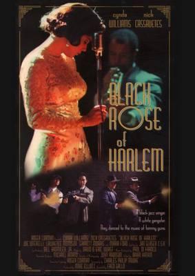 affiche du film Black Rose of Harlem