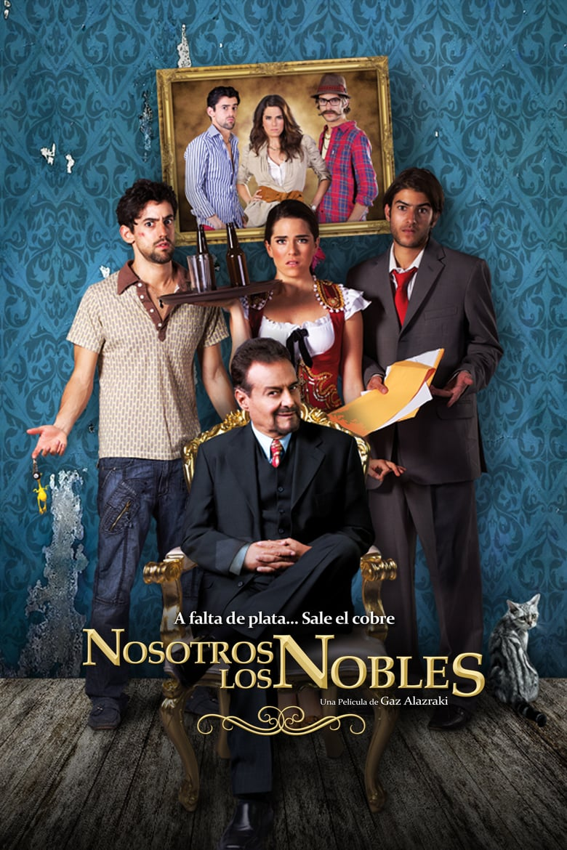 affiche du film We Are The Nobles
