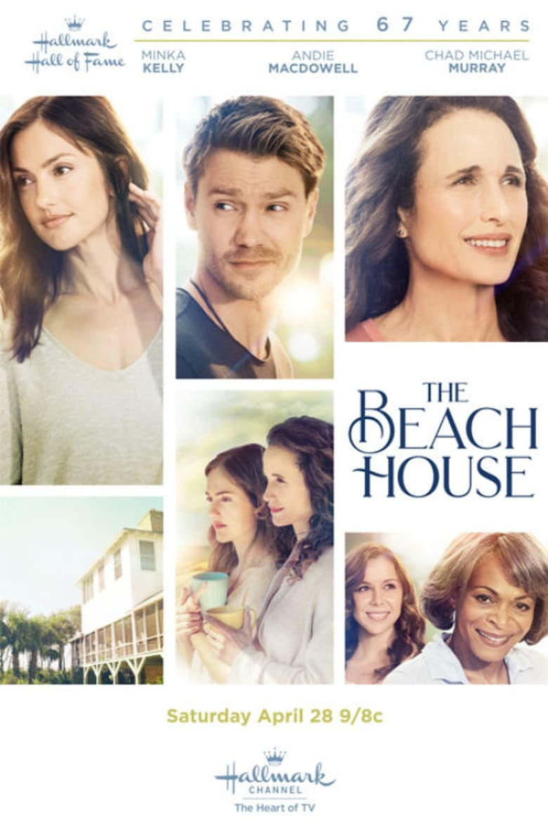 affiche du film The Beach House (TV)