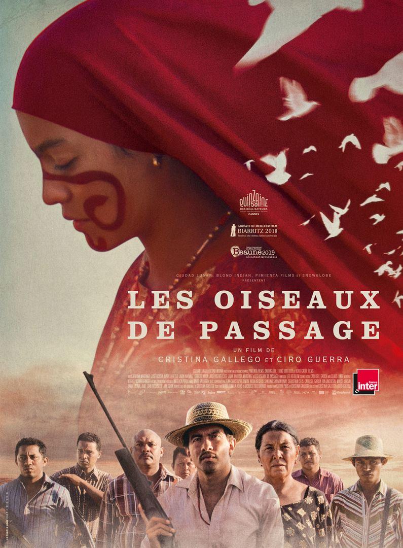 affiche du film Les Oiseaux de passage