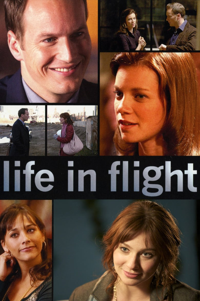 affiche du film Life in Flight