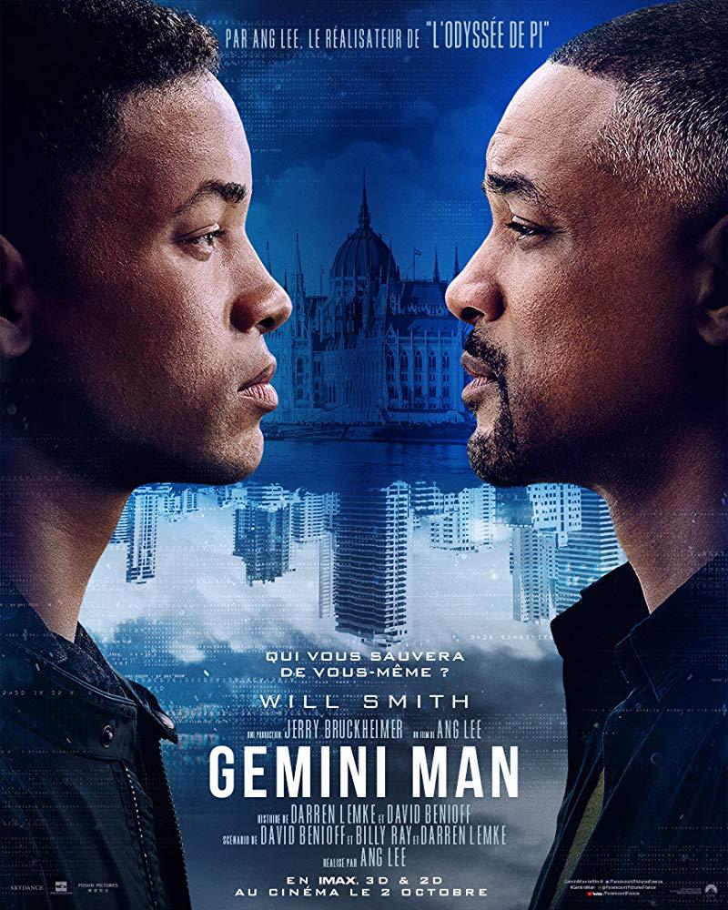 affiche du film Gemini Man