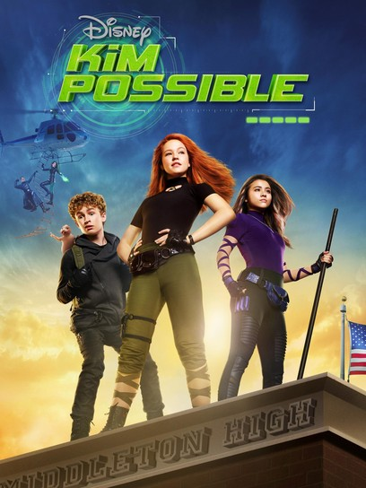 affiche du film Kim Possible (TV)