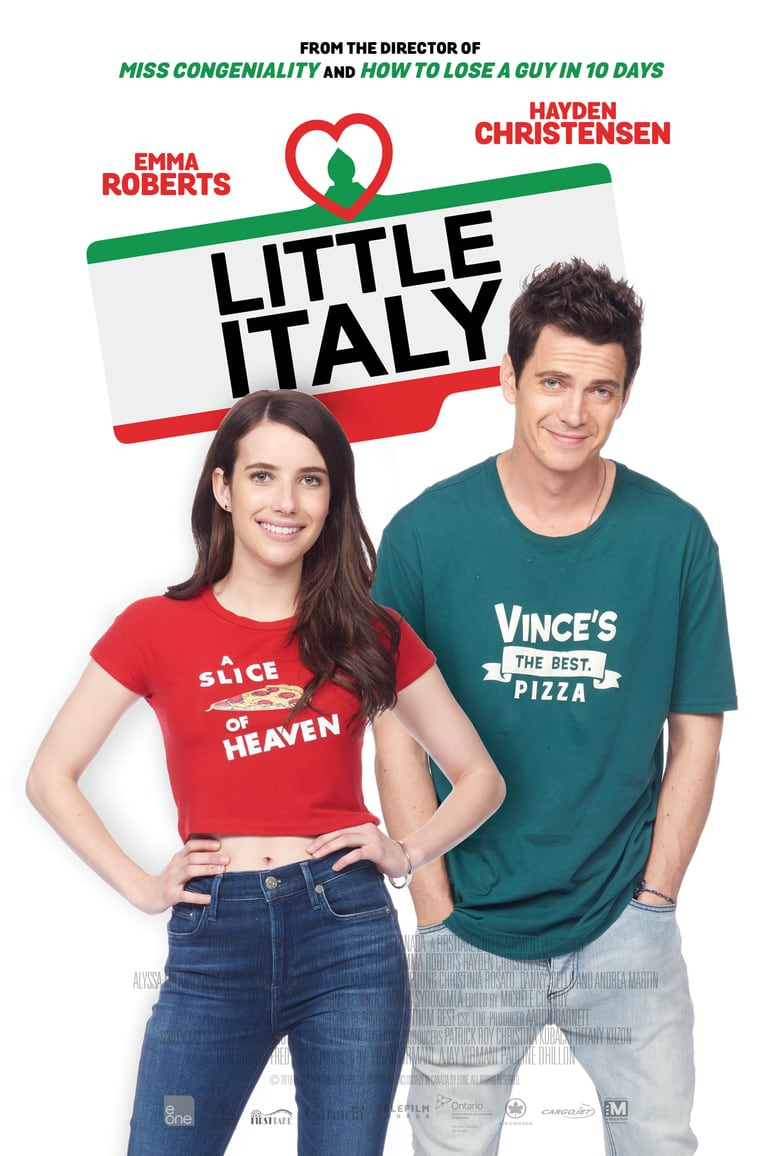 affiche du film Little Italy