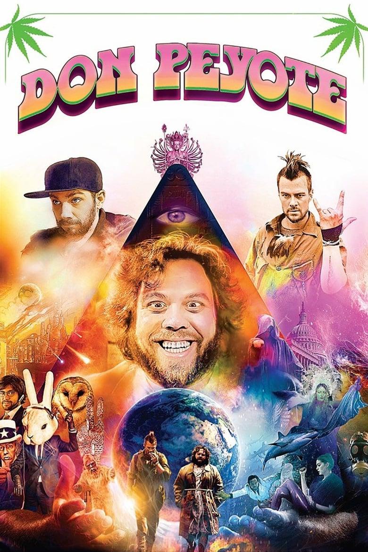 affiche du film Don Peyote